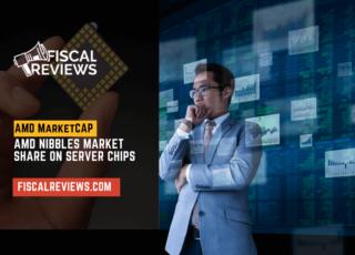 AMD nibbles market share on server chips